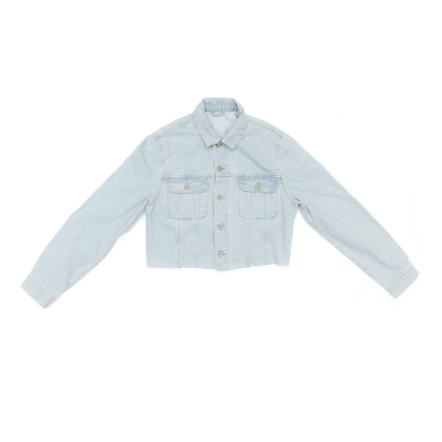 INDEPENDENT Denim cropped jacket - Independent_wear