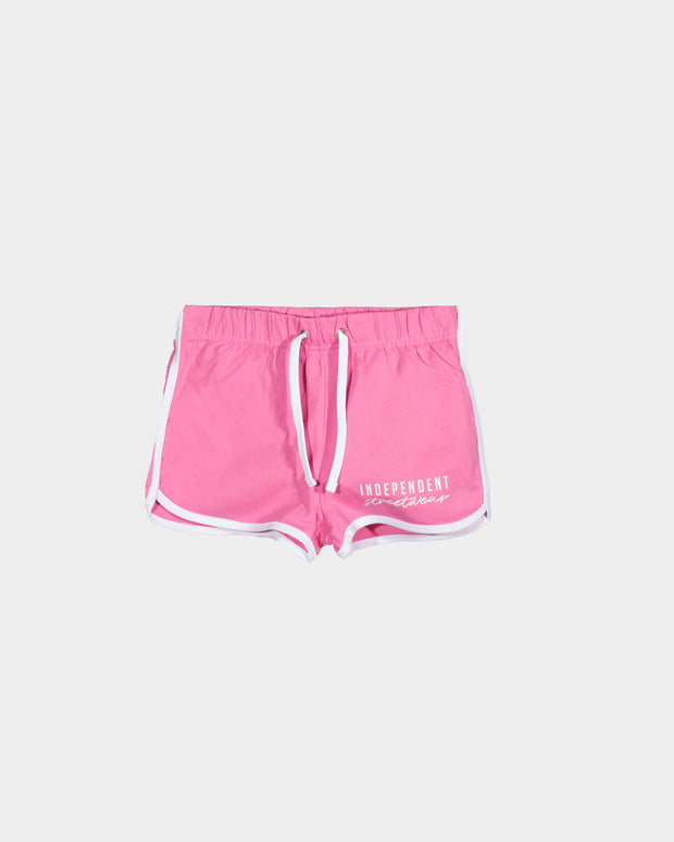 Pantaloncino corto rosa - Independent_wear