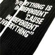 Calzini neri - Independent_wear