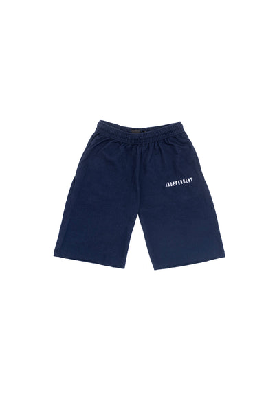 Pantaloncino corto blu - Independent_wear