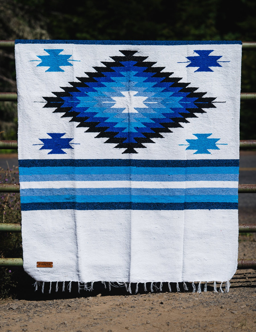 Honolua Diamond Blanket - Mantacompany.com