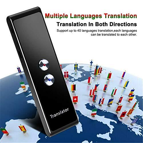 Smart Portable Voice Translator Multi-Language Voice to Text - easeable.com