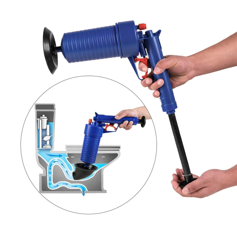 High Pressure Air Drain Blaster Cleaner - easeable.com