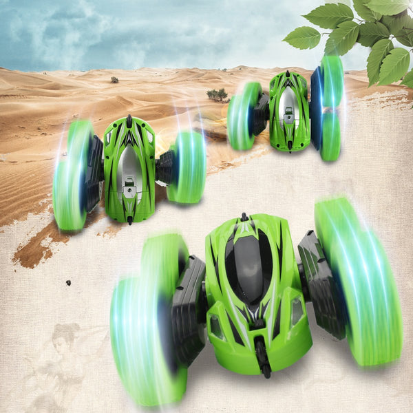 Remote Control Car, RC Toy 360 Degree Stunt Car - easeable.com