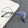 Blue Light Blocking Vintage Round Glasses - easeable.com