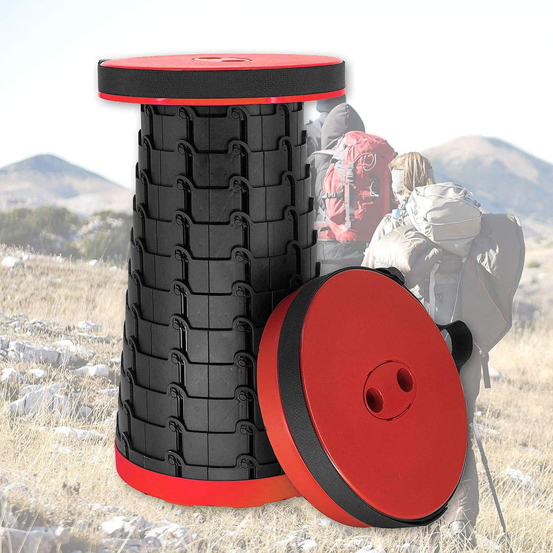 Retractable Telescopic Camping Stool Portable Outdoor Seat - easeable.com