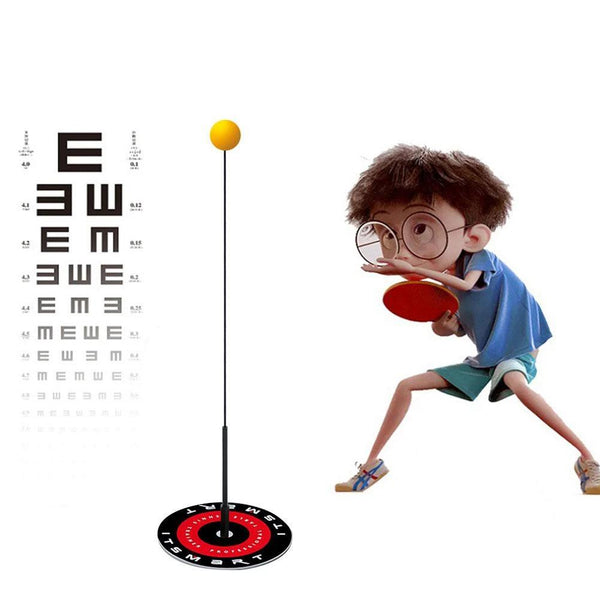 Elastic Shaft Table Tennis Trainer - easeable.com