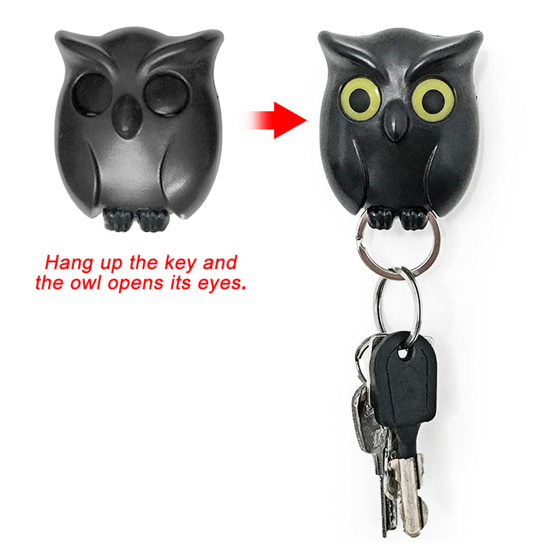 Night Owl Magnetic Keyring Holder - easeable.com