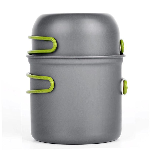 Ultralight Camping Cookware Set - easeable.com