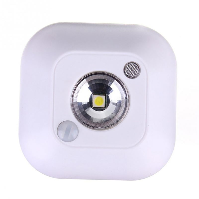 LED Night Light, Motion Sensor & Rechargeable - easeable.com