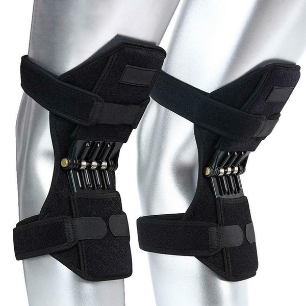 Hinged Knee Brace, Knee Pads, Spring Loaded Knee Support - easeable.com