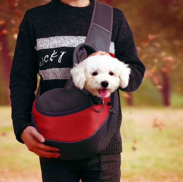 Travel Pet Carrier Pouch Small Dog Sling - easeable.com