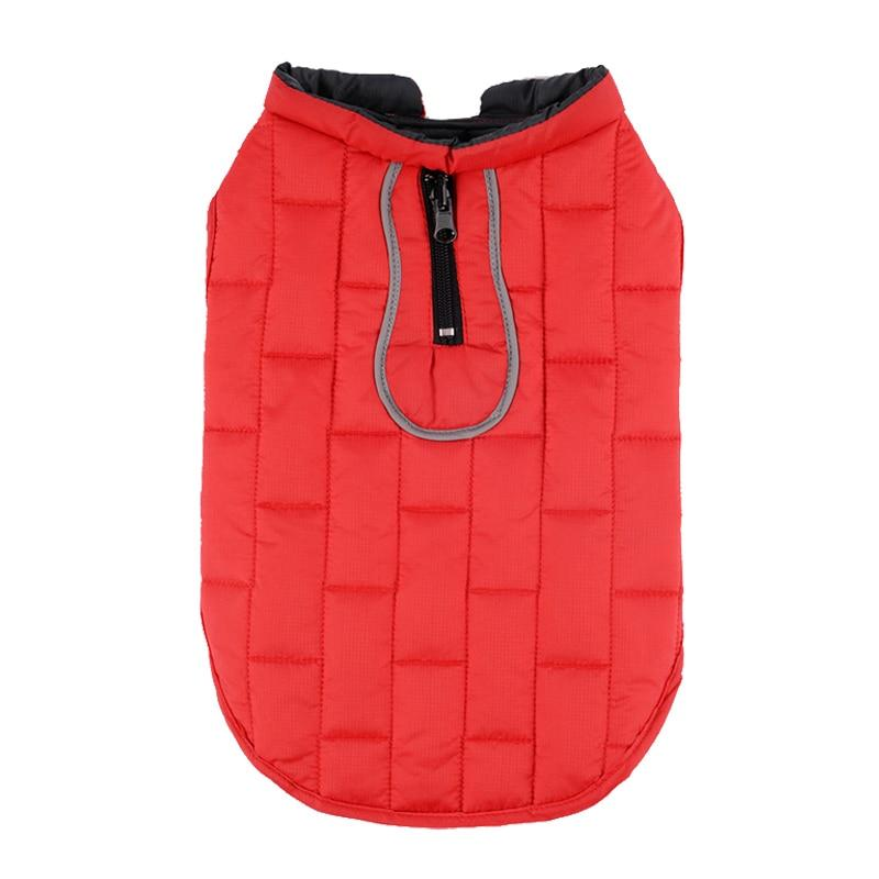 Reversible Dog Vest Winter Jacket - easeable.com