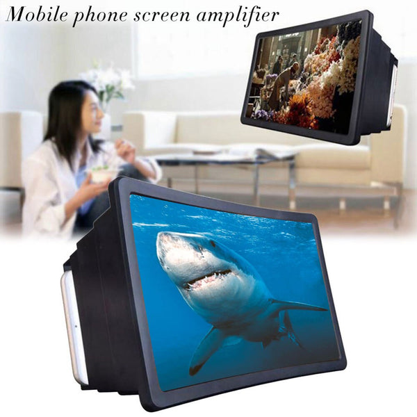 Universal Phone Screen Amplifier & 3D Magnifier -  easeable.com