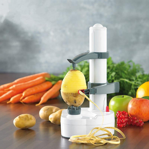 Automatic Electric Fruit & Vegetable Peeler - easeable.com