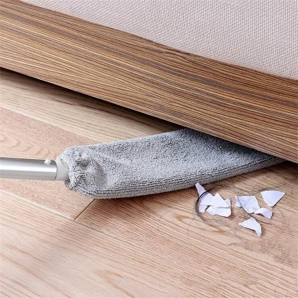 Detachable Microfiber Dust Brush Gap Mop - easeable.com