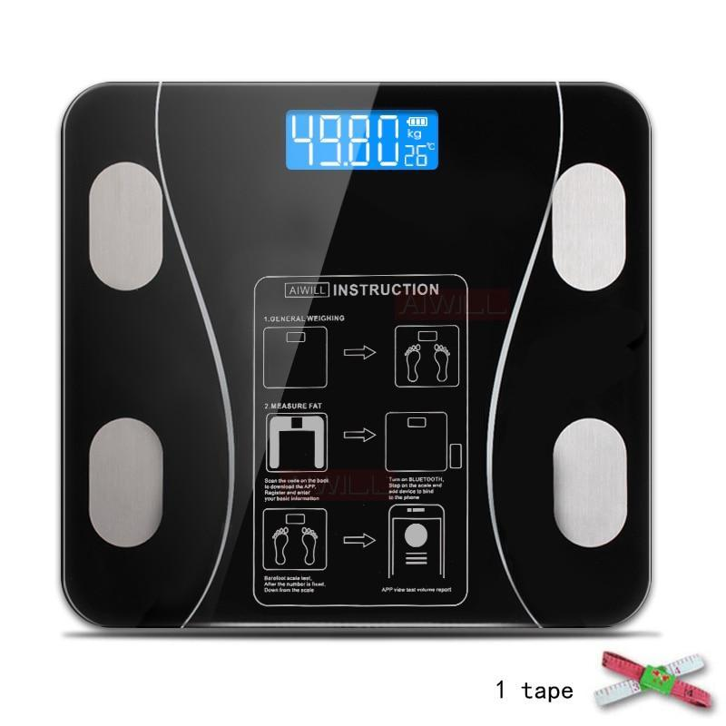 Smart Body Fat & BMI Digital Weighing Scale - easeable.com