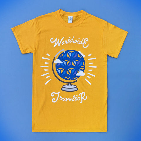 Worldwide Traveller T-shirt