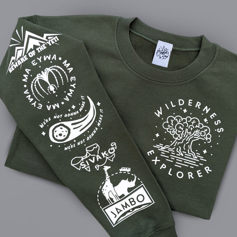 Wilderness Explorer Sweater