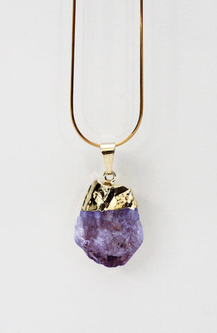 Thingamabob Crystal Necklace