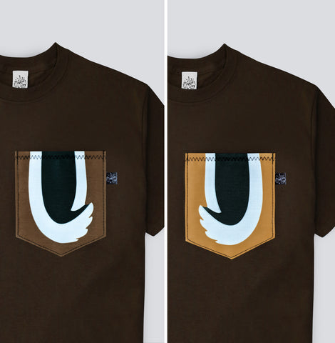Chipmunk Duo Pocket T-shirts
