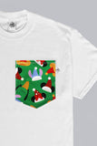 Christmas Hats Pocket T-shirt