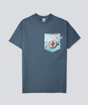 Colours Of The Wind Pocket T-shirt