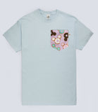 Doughnut Pocket T-shirt
