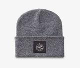 Heather Grey Magical Day Apparel Beanie
