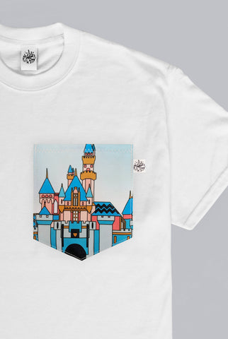 The Original Castle View Pocket T-shirt