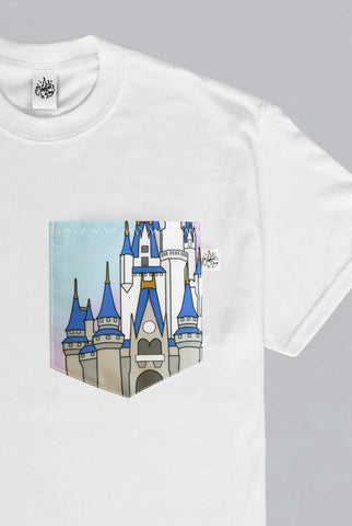 Most Magical View Pocket T-shirt