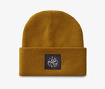 Mustard Magical Day Apparel Beanie
