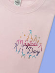 Magical Day Rainbow Sparkle Charity T-shirt