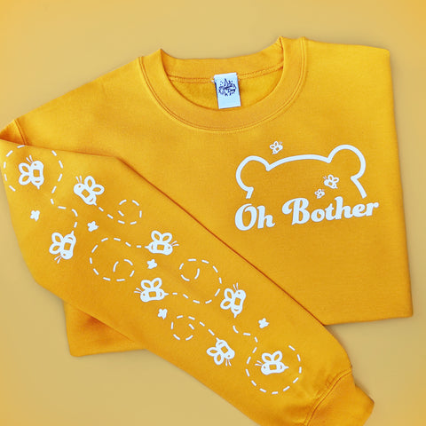 Oh Bother Sweater