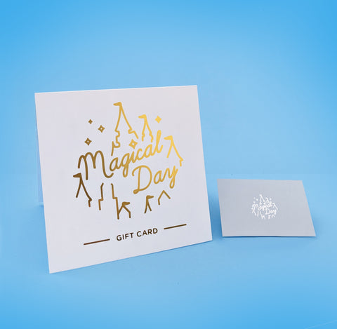 Magical Day Apparel Gift Card