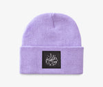 Lilac Magical Day Apparel Beanie