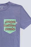 Pursue All The Snacks Pocket T-shirt