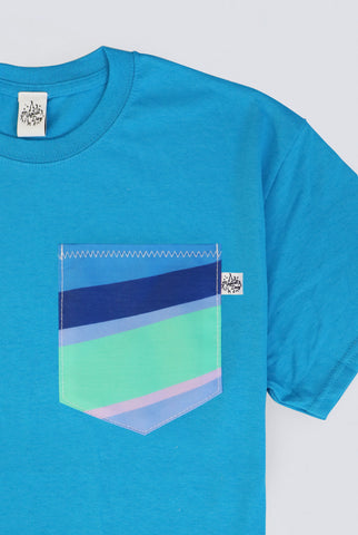 Toothpaste Wall Pocket T-shirt