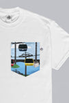Skyline Views Pocket T-shirt