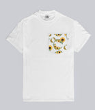 Summer Wreath Pocket T-shirt