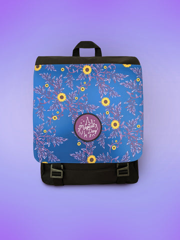Flower Gleam and Glow Backpack