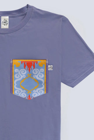 Magic Carpet Pocket T-shirt