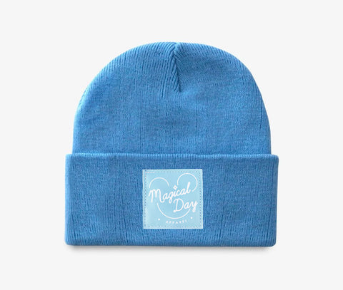Pastel Blue All Ears Beanie
