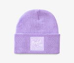 Pastel Lilac All Ears Beanie