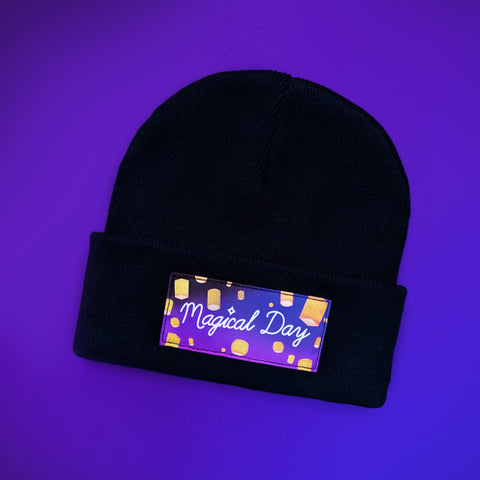 Lantern Magical Day Apparel Beanie