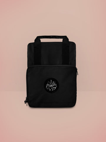Magical Day Classic Black Backpack