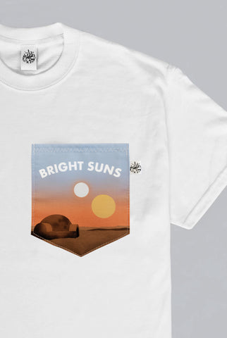 Bright Suns Pocket T-shirt