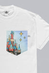 Castle Views Pocket T-shirt