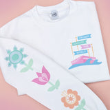 Cruisin Around The World Sweater