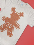 Mr Gingerbread T-shirt
